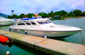 Our Private Speed Boat : JC Tour Phuket