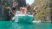 Catamaran Boat : JC Tour Phuket