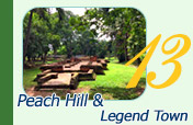 Peach Hill and Legend Town